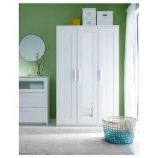 A1 Shower Door by Brimnes Wardrobe With 3 Doors White Ikea
