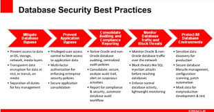oracle db security checklist oracle technologist u0027s blog