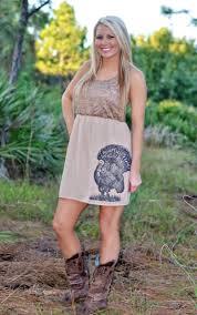 wild turkey lace top dress sporty apparel women u0027s fashion