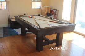 third floor rustic dk billiards pool table sales u0026 service