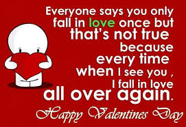 best loving special valentines day quotes
