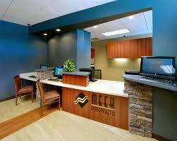 chiropractic office design the dental and medical chiropractic
