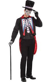 day of the dead costumes jokers masquerade