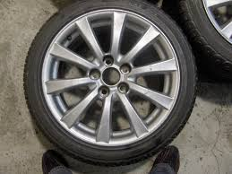lexus is300 rims and tires f s 17
