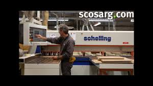Woodworking Machinery Uk Sale by Used Schelling Fm330 Beamsaw For Sale Scott Sargeant Woodworking