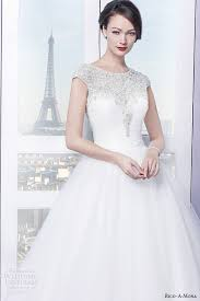 rico a mona 2015 wedding dresses bridalpulse