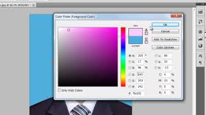 color of 2016 how to change background color of passport size photo in seconds
