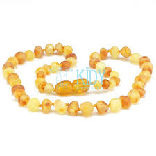 baby bead necklace images Amber bead necklace for baby multi collection 32cm buy baltic png
