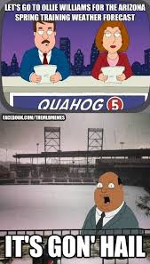 Arizona Memes - mlb memes on twitter the weather in arizona is too damn cold