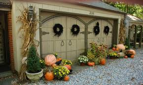 halloween home u0026 garage decorations smart garage