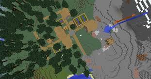 Minecraft Usa Map by Taiga Village Version 1 10 2 Seeds Minecraft Java Edition