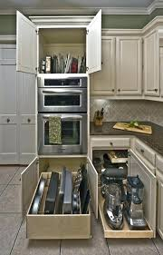 kitchen appliance storage cabinet appliance garage cabinet appliance garage good for hiding the coffee