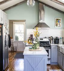 cuisine pastel comment accorder du vert pastel dans une cuisine pastel cuisine