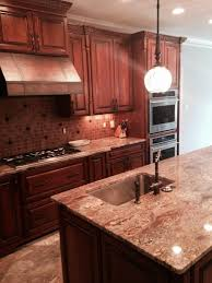 Kitchen Cabinets Sales by Kitchen Cabinet Kemper Cabinets Cherry Whiskey Black Cabinets