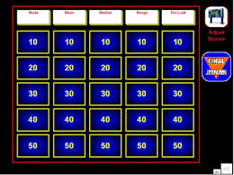 pictures on mean median mode math games wedding ideas