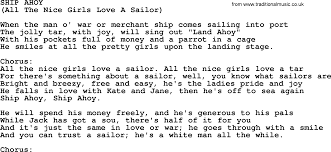 Resume Builder Usa Jobs World War One Ww1 Era Song Lyrics For Ship Ahoy