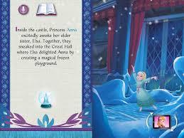 Frozen Storybook Collection Walmart Exclusive Look At Disney S Frozen Storybook Deluxe App