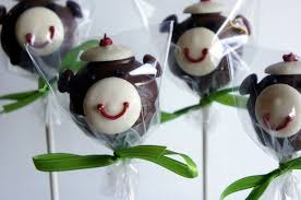 monkey cake pops for baby shower 97d713a745310ab43c690c245bef2872