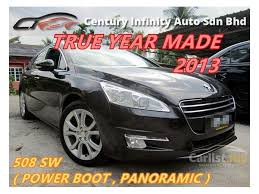 where is peugeot made peugeot 508 2013 premium 1 6 in kuala lumpur automatic sedan black