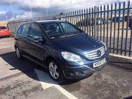 2006 mercedes benz b class 1 7 litre 5dr 2 owners in reading