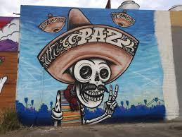 Mural Artist by Phoenix Street Art Downtown Phoenix Roosevelt Arts District