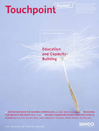 touchpoint vol 9 no 1 education and capacitiy building by