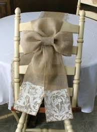 bows for chairs 15 engrossing ways to make a burlap bow guide patterns