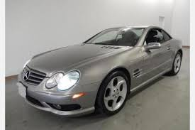 mercedes of columbus used mercedes sl class for sale in columbus oh edmunds