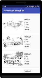 free house blue prints free house blueprints android apps on play