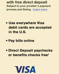 prepaid cards with direct deposit accountnow gold visa prepaid card prepaid debit card
