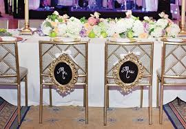wedding chair signs 20 unique chair signs for the and groom
