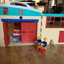 fun fireman sam mat fire station review larabeeuk