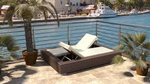 artelia order your rattan double lounger now free uk delivery