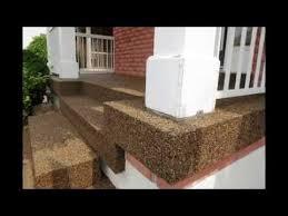porch resurfacing kit magic walk permable stone carpet