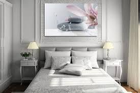 tableau d馗oration chambre adulte déco de chambre à coucher choisissez votre style