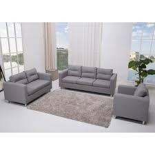 Beige Sofa And Loveseat Modern Living Room Sets Allmodern