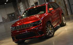 2018 jeep grand cherokee trackhawk price 2018 jeep grand cherokee trackhawk mad mad jeep world the car guide