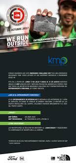 Challenge Para Que Sirve Prepárate En Kmp Para El Endurance Challenge 2017 Kmp