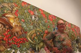 the tattoo collectors geoff ostling life u0026 6 months