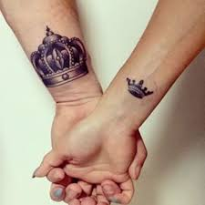 simple queen crown tattoos pictures to pin on pinterest tattooskid
