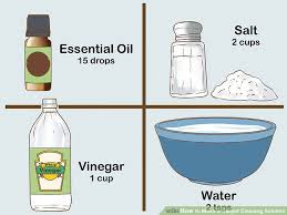 Rug Cleaning Products How To Make A Carpet Cleaning Solution With Pictures Wikihow