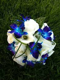 Blue Orchid Flower - 78 best purple and blue orchid wedding images on pinterest blue