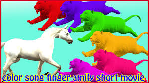 most popular children colors song amazing colorful song with