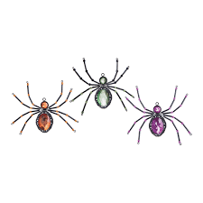 jeweled spider ornament a 3 c f home