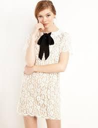 shift wedding dress dress bow lace tie shift dress bow dress lace dress shift