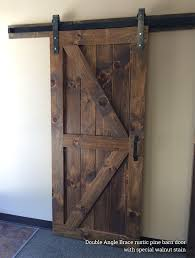 barn doors single barn doors hardware rustic modern handcrafted furniture