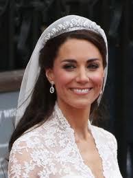 kate middleton wedding tiara the scoop on kate middleton s wedding hair and makeup