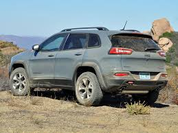 2015 jeep cherokee review and quick spin autobytel com