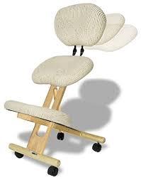 sedie svedesi ergonomiche sedia ergonomica con schienale cinius naturale it casa e