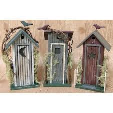 Bathroom Outhouse Decor 67 Best Diy Outhouse Images On Pinterest Bird Houses